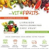 Vos fruits et légumes frais en 2 clic !  Faites votre marché en ligne sur www.vitafruits.fr 🥦🍎🥒🍊🥬🍅 Recevez votre commande en 24h!  —————- #livraisonadomicile #confinement #livraison #nice06 #cotedazur #fruits #legumesdesaison #livraisongratuite #healthyfood #cagnessurmer #nice #nicefrance #clickandcollect #mangersainement #livraisonpanier #saison #restezchezvous #agriculturebiologique #bio #saintlaurentduvar #livraisonfruitsetlegumes #happyveggie #happyfruit