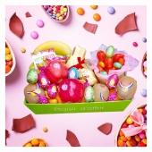 Dites-le avec les fruits ... et les chocolats 🍫🥚🍎 #cadeauxvitaminés  —— #fruitezvouslavie #ditesleaveclesfruits #pâques #paques #chocolat #oeufdepaques #oeufsdepaques #fete #joyeusespâques #happyester #panierdefruit #fruit #fruitsrouges #fruits #happyfruit #fruitlover #fruitplatter #panierdepaques #livraisonadomicile #cadeauxoriginaux #corbeilledefruits #yummy #summer #color #gourmandise #pechermignon #cagnessurmer #nicefrance #nice06